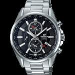 นาฬิกา Casio EDIFICE MULTI-HAND รุ่น EFB-302JD-1A (Made in Japan) ของแท้ รับประกัน 1 ปี