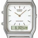 นาฬิกา คาสิโอ Casio STANDARD ANALOG-DIGITAL รุ่น AQ-230A-7D