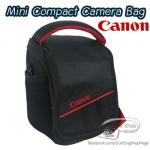 กระเป๋ากล้อง Mini Compact Canon G12 G15 G16 G1X G1XII SX170 SX40/50 SX510 EOSM/M2