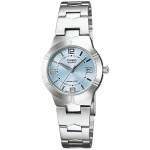 นาฬิกา คาสิโอ Casio STANDARD Analog'women รุ่น LTP-1241D-2ADR