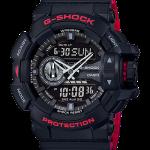 นาฬิกา Casio G-Shock Black & Red (HR) series รุ่น GA-400HR-1A ของแท้ รับประกัน1ปี