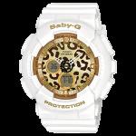 นาฬิกา Casio Baby-G Leopard series รุ่น BA-120LP-7A2 ของแท้ รับประกัน1ปี