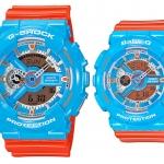 นาฬิกา คาสิโอ Casio G-Shock SETคู่รัก รุ่น GA-110NC-2A x BA-110NC-2A Pair set ของแท้ รับประกัน 1 ปี