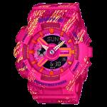 นาฬิกา Casio Baby-G BA-110TX Textile pattern series รุ่น BA-110TX-4A ของแท้ รับประกัน1ปี