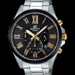 นาฬิกา Casio EDIFICE CHRONOGRAPH รุ่น EFV-500DB-1AV ของแท้ รับประกัน 1 ปี