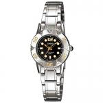 นาฬิกา คาสิโอ Casio STANDARD Analog'women รุ่น LTD-2001D-1AV