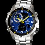 นาฬิกา คาสิโอ Casio EDIFICE ADVANCED MARINE LINE รุ่น EMA-100D-2AV