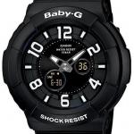 นาฬิกา คาสิโอ Casio Baby-G Neon Illuminator รุ่น BGA-132-1BDR
