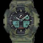 นาฬิกา Casio G-Shock Limited model Marble Camouflage series รุ่น GA-100MM-3A ของแท้ รับประกัน 1 ปี
