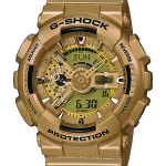 นาฬิกา คาสิโอ Casio G-Shock Limited model Crazy Gold series รุ่น GA-110GD-9A