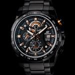 นาฬิกา คาสิโอ Casio EDIFICE CHRONOGRAPH รุ่น EFR-523BK-1A