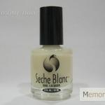 Seche Blanc Nail Lacquer ยาทาเล็บ บำรุงเล็บ