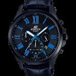 นาฬิกา Casio EDIFICE CHRONOGRAPH รุ่น EFV-500BL-1BV ของแท้ รับประกัน 1 ปี