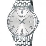 นาฬิกา คาสิโอ Casio BESIDE 3-HAND ANALOG รุ่น BEM-126D-7AV
