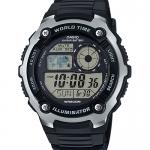 นาฬิกา คาสิโอ Casio 10 YEAR BATTERY รุ่น AE-2100W-1AV
