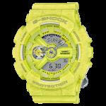 นาฬิกา คาสิโอ Casio G-Shock S-Series Heathered Color Collection รุ่น GMA-S110HT-9A ของแท้ รับประกัน1ปี