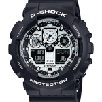 นาฬิกา Casio G-Shock Limited WHITE & BLACK series รุ่น GA-100BW-1A ของแท้ รับประกัน1ปี