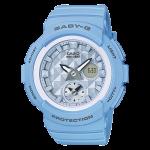 นาฬิกา Casio Baby-G Beach Pastel Color series รุ่น BGA-190BE-2A ของแท้ รับประกัน1ปี