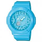 นาฬิกา คาสิโอ Casio Baby-G Neon Illuminator รุ่น BGA-130-2B