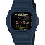 นาฬิกา คาสิโอ Casio G-Shock Tough Solar Limited Military Navy Blue series รุ่น GW-M5610NV-2 MultiBand6 (Europe) สินค้าหายากมาก