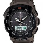 นาฬิกา คาสิโอ Casio PRO TREK ANALOG INDICATOR รุ่น PRG-550B-5A