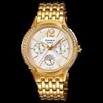 นาฬิกา คาสิโอ Casio SHEEN MULTI-HAND รุ่น SHE-3030GD-7A