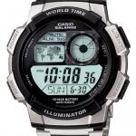 นาฬิกา คาสิโอ Casio 10 YEAR BATTERY รุ่น AE-1000WD-1A