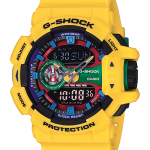 นาฬิกา คาสิโอ Casio G-Shock Standard Analog-Digital รุ่น GA-400-9A [Hyper Color]