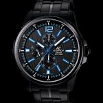 นาฬิกา คาสิโอ Casio EDIFICE MULTI-HAND รุ่น EF-343BK-1AV