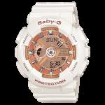 นาฬิกา คาสิโอ Casio Baby-G Standard ANALOG-DIGITAL Girls' Generation รุ่น BA-110-7A1