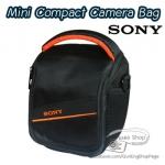 กระเป๋ากล้อง Mini Compact Sony A5100 A5000 A6000 NEX5T/5R/6L/F3/3N RX100 (Pre Order)