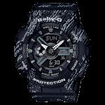 นาฬิกา Casio Baby-G BA-110TX Textile pattern series รุ่น BA-110TX-1A ของแท้ รับประกัน1ปี