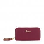 กระเป๋าสตางค์แฮร์รอดส์ของแท้ Harrods Rosanna Zip-Around Wallet