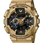 นาฬิกา คาสิโอ Casio G-Shock Limited model Crazy Gold series รุ่น GA-110GD-9B