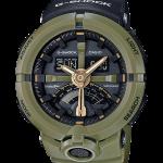 นาฬิกา Casio G-Shock GA-500P Punching pattern series รุ่น GA-500P-3A ของแท้ รับประกัน1ปี (นำเข้า Japan)