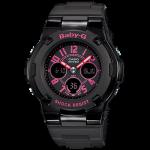 นาฬิกา คาสิโอ Casio Baby-G Standard ANALOG-DIGITAL รุ่น BGA-117-1B1