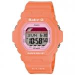 นาฬิกา คาสิโอ Casio Baby-G 200-meter water resistance รุ่น BLX-5600-4 หายากมาก