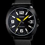 นาฬิกา คาสิโอ Casio STANDARD Analog'men รุ่น MTP-1350BD-1A1