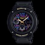 นาฬิกา คาสิโอ Casio Baby-G Standard ANALOG-DIGITAL รุ่น BGA-151GR-1B (หายากมาก)