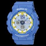 นาฬิกา Casio Baby-G Standard Analog-Digital รุ่น BA-120-2B ของแท้ รับประกัน1ปี