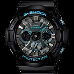 นาฬิกา คาสิโอ Casio G-Shock Limited Model Black&Blue Series รุ่น GA-201BA-1A