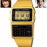 นาฬิกา คาสิโอ Casio Data Bank รุ่น DBC-611G-1D