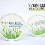 Aromatic Solid Perfume Evergreen น้ำหอมแห้ง แพดดี้แดดดี้ กลิ่นเอเวอร์กรีน (กลิ่นคล้ายน้ำหอม CK be)