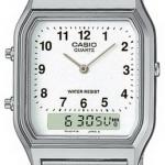 นาฬิกา คาสิโอ Casio STANDARD ANALOG-DIGITAL รุ่น AQ-230A-7B
