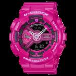 นาฬิกา Casio G-Shock S-Series Multi Shade of Pink Collection รุ่น GMA-S110MP-4A3 (สีชมพู shocking pink) ของแท้ รับประกัน1ปี