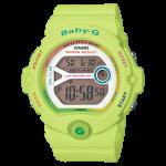 นาฬิกา คาสิโอ Casio Baby-G for Runner Vivid PopColor series รุ่น BG-6903-3 สีเขียวมะนาว ใหม่ล่าสุด!!