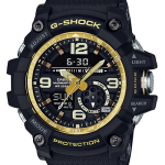 นาฬิกา Casio G-Shock MUDMASTER Twin Sensor Vintage Black&Gold series รุ่น GG-1000GB-1A ของแท้ รับประกัน1ปี