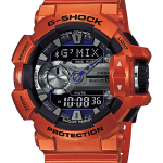 นาฬิกา คาสิโอ Casio G-Shock G'MIX รุ่น GBA-400-4B (นำเข้าJapan)