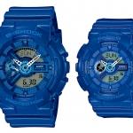 นาฬิกา คาสิโอ Casio G-Shock SETคู่รัก รุ่น GA-110BC-2&BA-110BC-2 Pair set