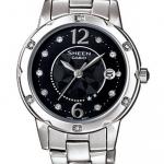 นาฬิกา คาสิโอ Casio SHEEN 3-HAND ANALOG รุ่น SHE-4021D-1A